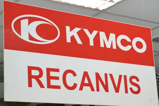recanvis-kymco