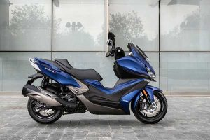 KYMCO Xciting 400 s